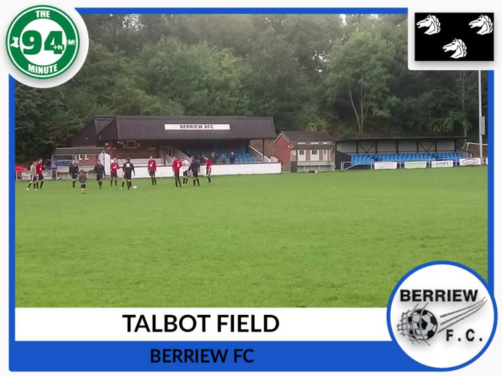 Talbot Field - Montgomeryshire