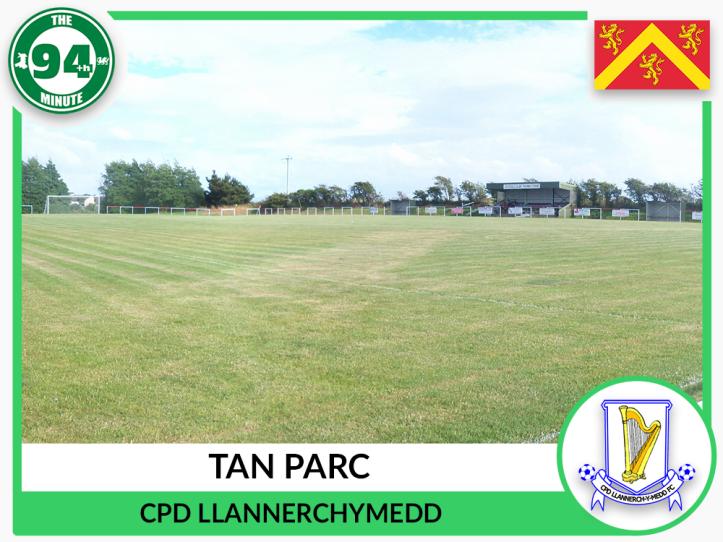 Tan Parc - Ynys Mon