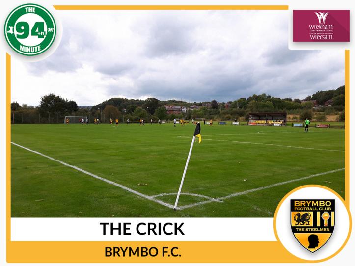 The Crick - Wrexham