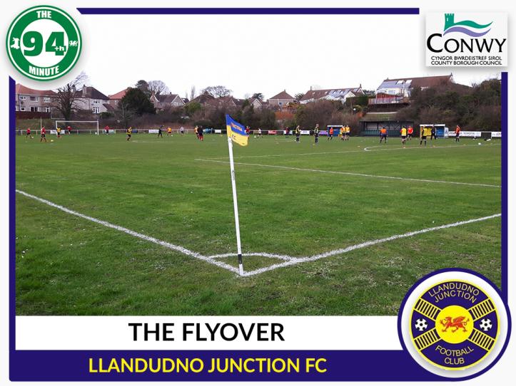 The Flyover - Conwy