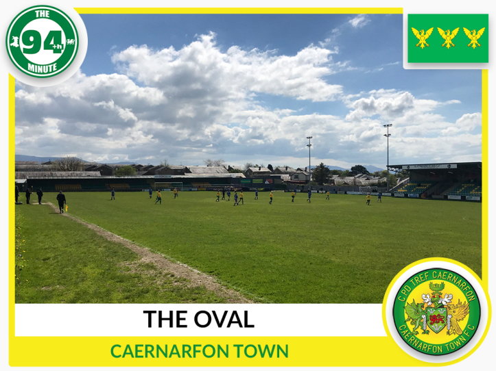 The Oval - Caernarfonshire