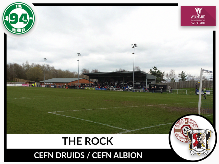 The Rock - Wrexham