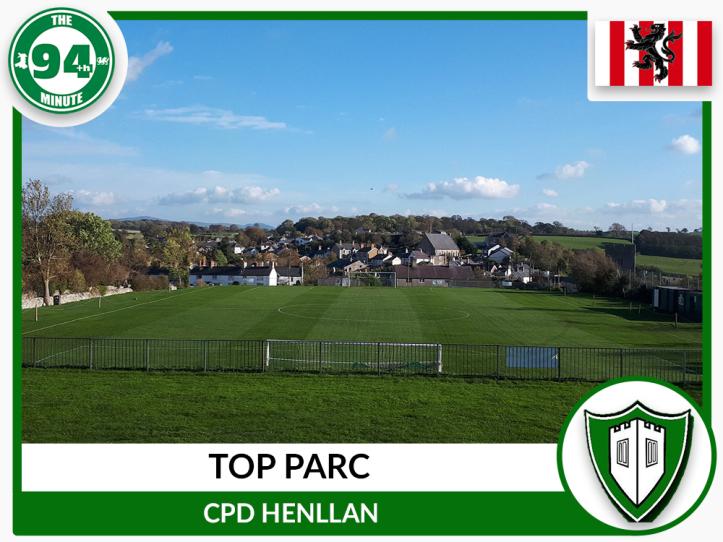Top Parc - Denbighshire