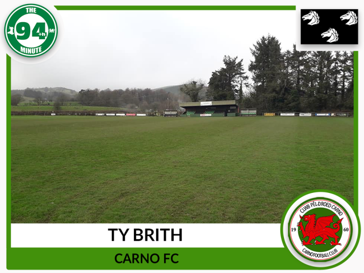 Ty Brith - Montgomeryshire