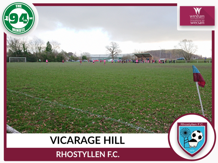 Vicarage Hill - Wrexham