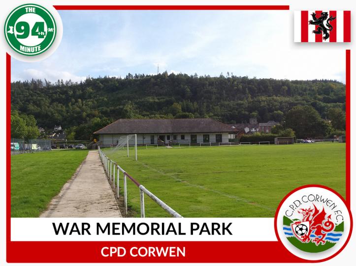 War Memorial Park - Denbighshire