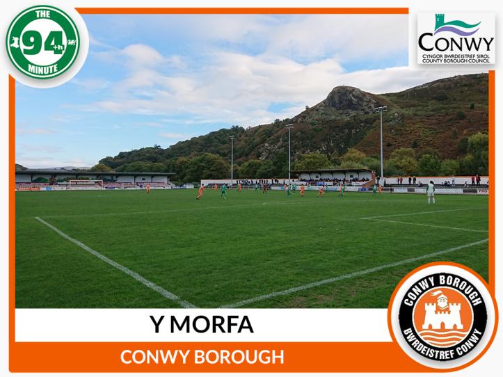 Y Morfa - Conwy