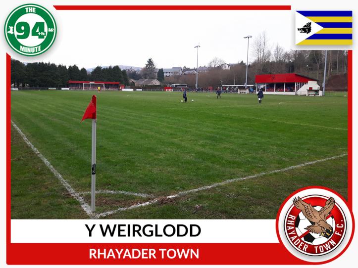 Y Weirglodd - Radnorshire