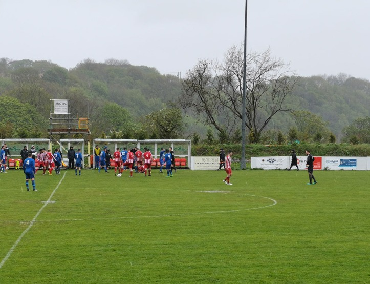 Holyhead Town vs Holyhead Hotspur - 27th April 19
