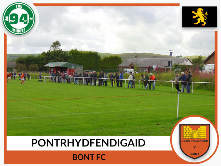 Pontrhydfendigaid - Ceredigion