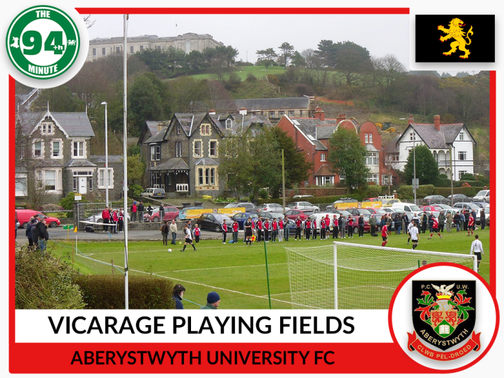 Vicarage Playing Fields - Ceredigion