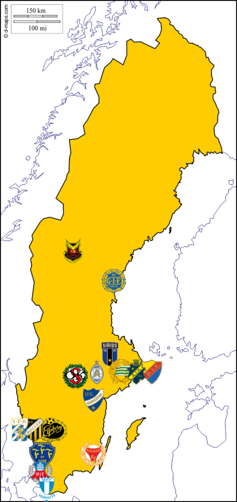 The Lion Of The North My Initial Delve Into The Swedish Allsvenskan The 94th Minute