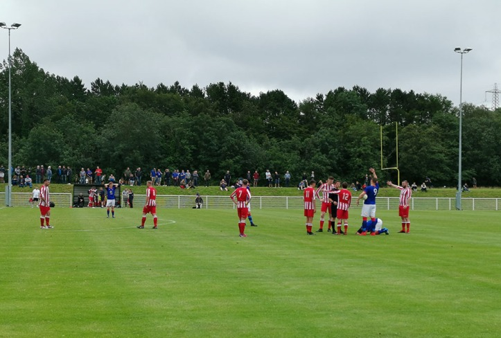 Bangor 1876 vs Holywell - 27th July 19 - 10