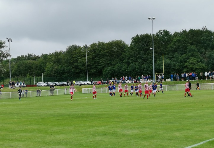 Bangor 1876 vs Holywell - 27th July 19 - 14
