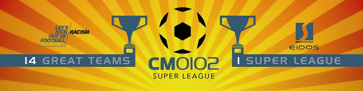 CM0102 Super League Webpage Banner
