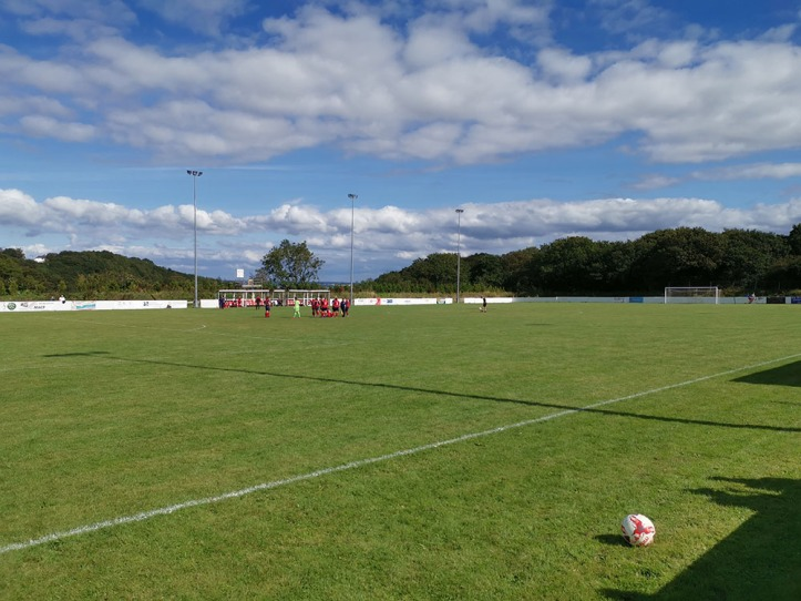Holywell Ladies vs Nomads Ladies - 8th Sept 19 (1)