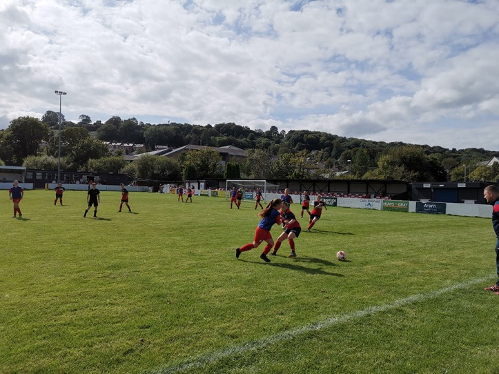 Holywell Ladies vs Nomads Ladies - 8th Sept 19 (10)