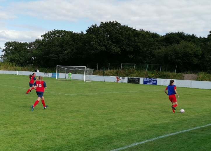 Holywell Ladies vs Nomads Ladies - 8th Sept 19 (14)