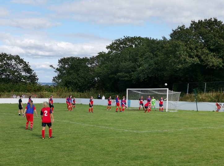 Holywell Ladies vs Nomads Ladies - 8th Sept 19 (16)