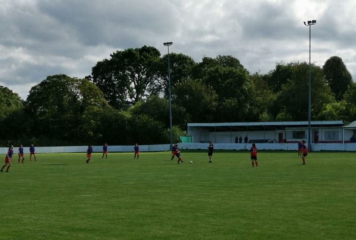 Holywell Ladies vs Nomads Ladies - 8th Sept 19 (3)