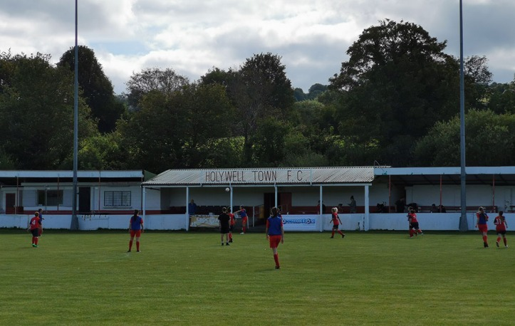 Holywell Ladies vs Nomads Ladies - 8th Sept 19 (4)