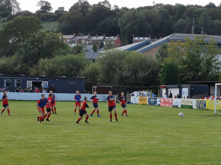 Holywell Ladies vs Nomads Ladies - 8th Sept 19 (5)
