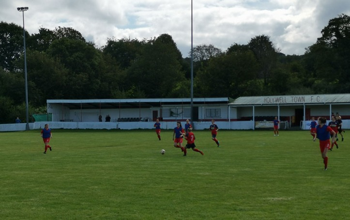 Holywell Ladies vs Nomads Ladies - 8th Sept 19 (6)