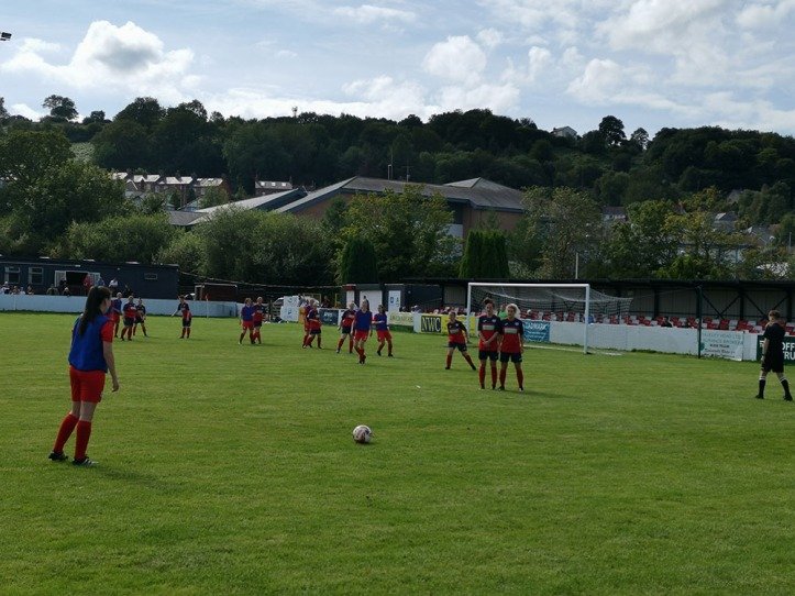 Holywell Ladies vs Nomads Ladies - 8th Sept 19 (8)