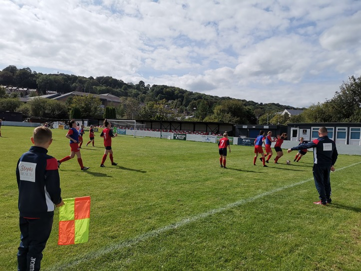 Holywell Ladies vs Nomads Ladies - 8th Sept 19 (9)