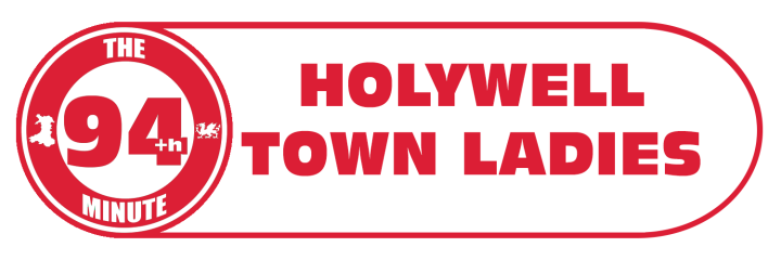 Holywell Town Ladies Banner