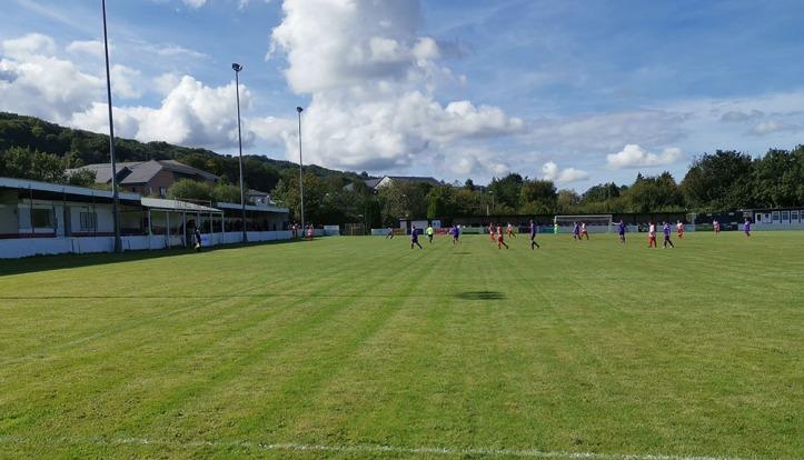 Holywell Town vs Plas Madoc - 7th Sept 19