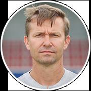 RB Salzburg's head coach, Jesse Marsch