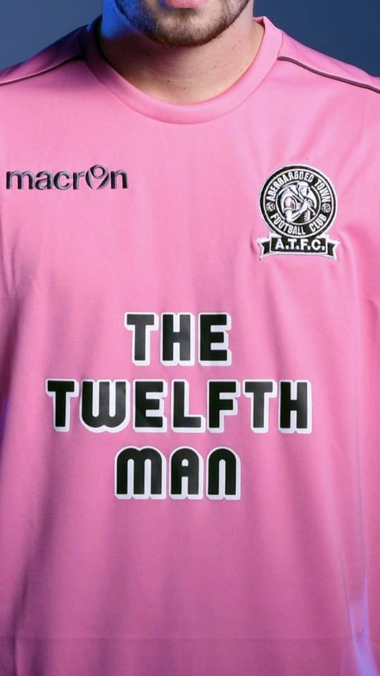 The Twelfth Man Sponsored Shirt