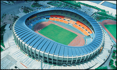 Jamsil Olympic Stadium