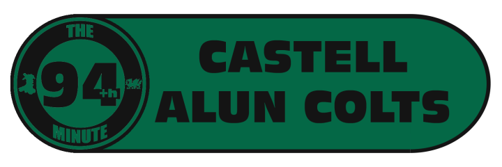 Castell Alun Colts Banner