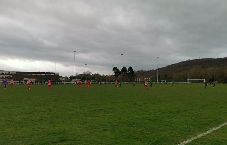 Castell Alun vs Holywell Town - 11th Jan 2020 (16)