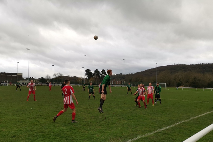 Castell Alun vs Holywell Town - 11th Jan 2020 (25)