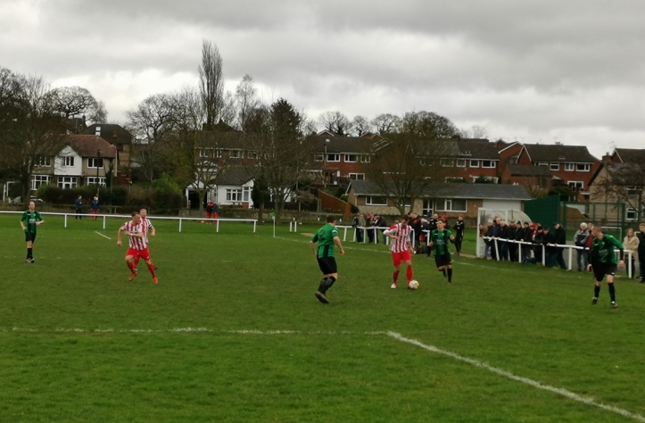 Castell Alun vs Holywell Town - 11th Jan 2020 (37)