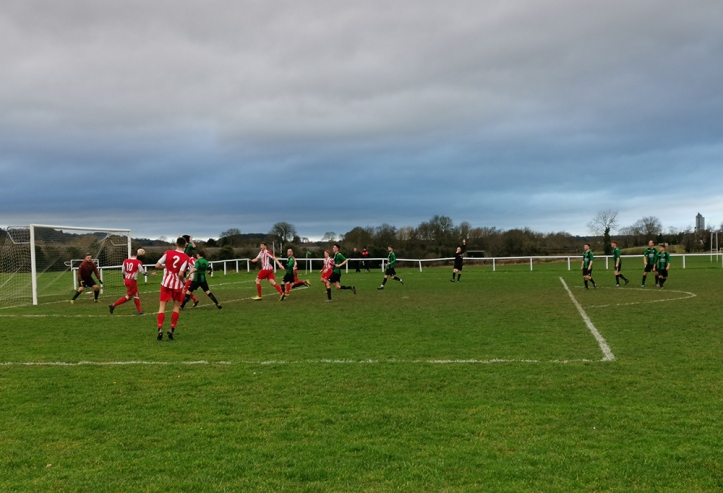 Castell Alun vs Holywell Town - 11th Jan 2020 (54)