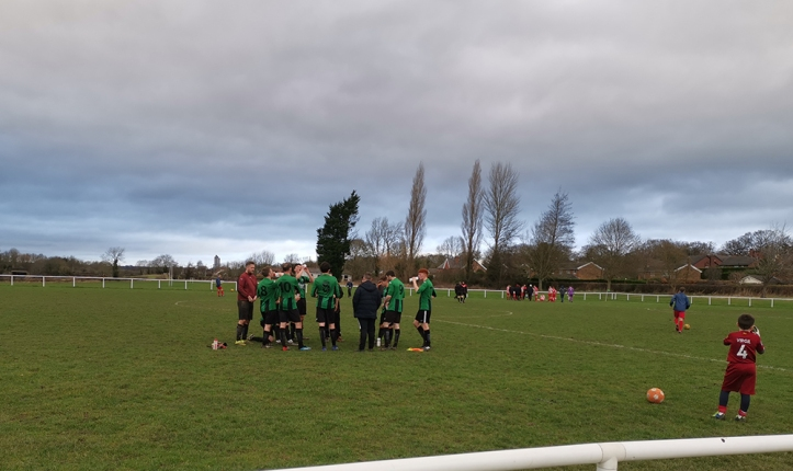 Castell Alun vs Holywell Town - 11th Jan 2020 (55)