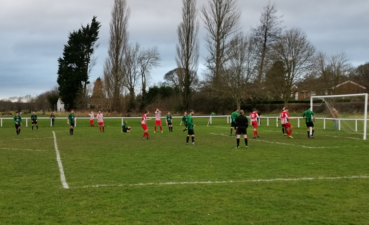 Castell Alun vs Holywell Town - 11th Jan 2020 (64)