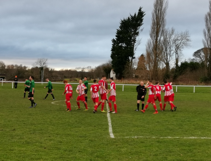 Castell Alun vs Holywell Town - 11th Jan 2020 (65)