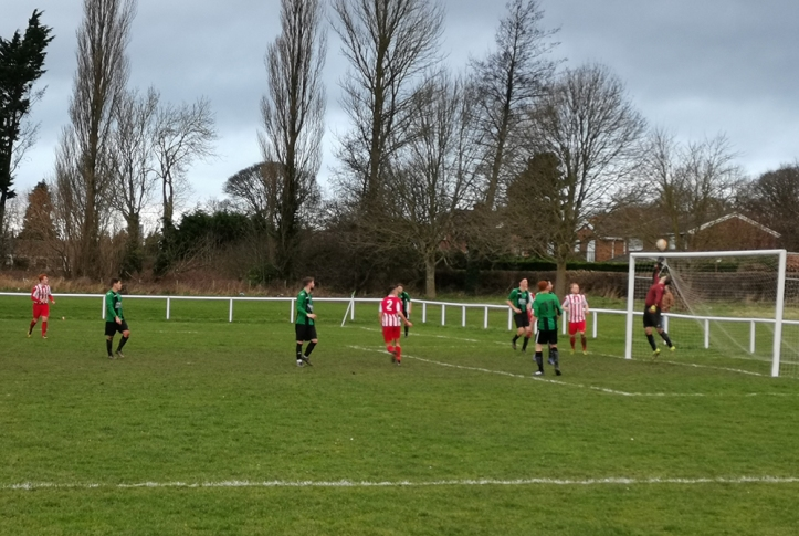 Castell Alun vs Holywell Town - 11th Jan 2020 (68)