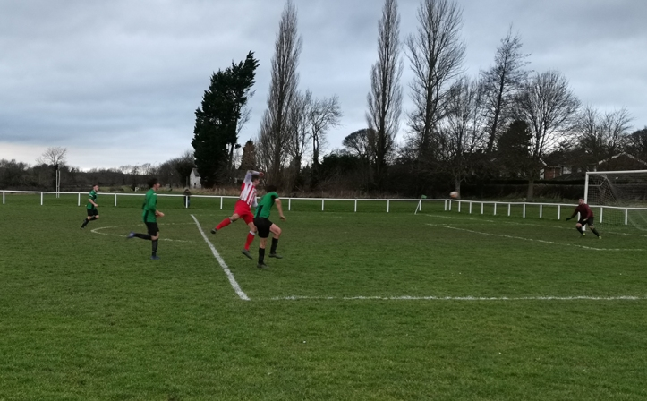 Castell Alun vs Holywell Town - 11th Jan 2020 (74)