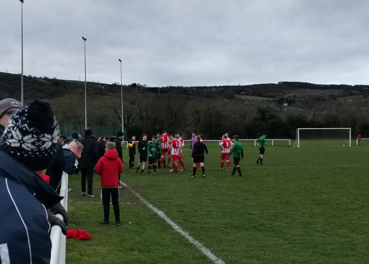 Castell Alun vs Holywell Town - 11th Jan 2020 (75)
