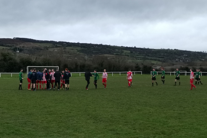Castell Alun vs Holywell Town - 11th Jan 2020 (79)