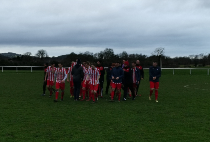 Castell Alun vs Holywell Town - 11th Jan 2020 (81)