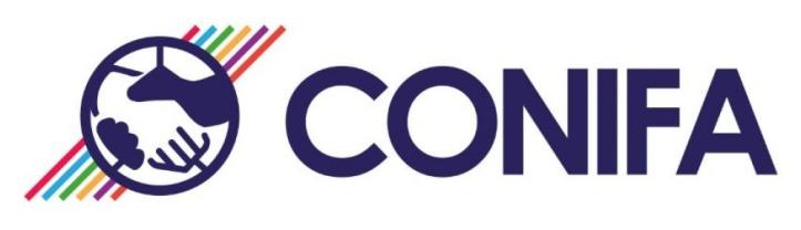 CONIFA Logo