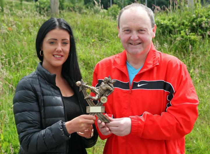 Dave Jones - Llandudno Award