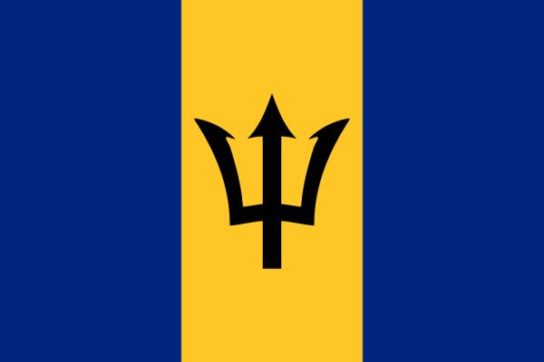 Barbados Flag 1